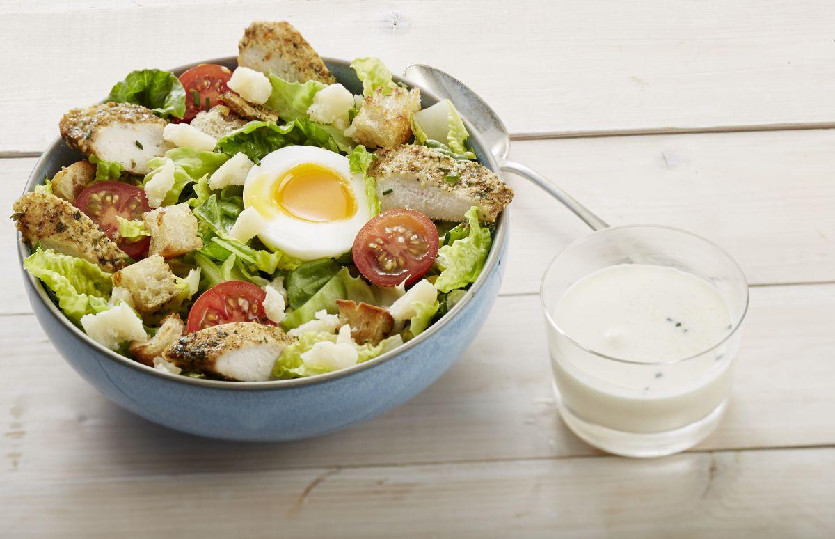 Comment faire une salade composée ?