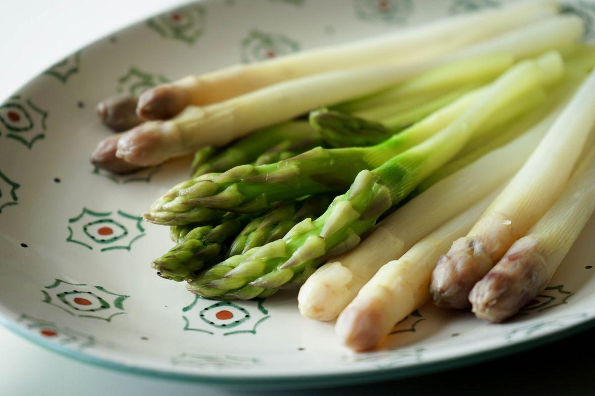Quelle cuisson pour les asperges ?
